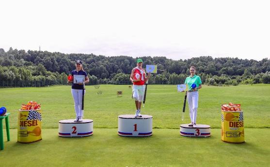 Фото предоставлено пресс-службой гольф-центра «Мегаспорт»